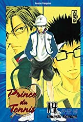 Prince du Tennis, tome 14