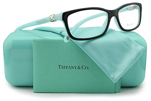 tiffany-co-tf2036-eyeglasses-top-black-blue-8055-tf-2036-8055-54mm-authentic