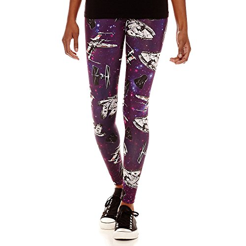 Star Wars womens Juniors Leggings