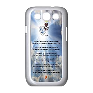 FLYBAI I LOVE (HEART) MY GIRLFRIEND Phone Case For Samsung Galaxy S3 I9300 [Pattern-6]