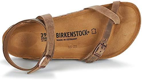 BIRKENSTOCK Yara Tabacoo Brown 1011441, Sandalen