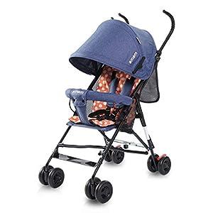 DOTMOM Rainbow Buggy Baby Stroller...
