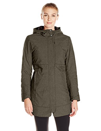 White-Sierra-Womens-Sugarloaf-Insulated-Long-Jacket