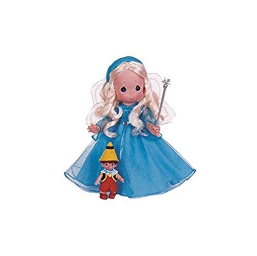 Precious Moments Pinocchio's Blue Fairy Doll, 7
