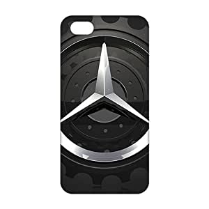 mercedes logo 3D For Ipod Touch 5 Phone Case Cover