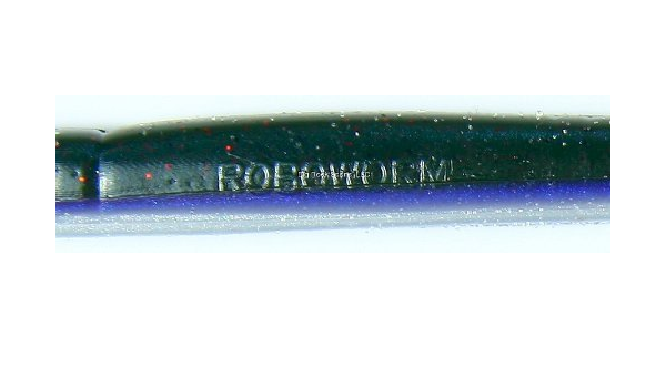 Roboworm FX Straight Tail Worm 7 Inch 8 Pack Aarons Magic