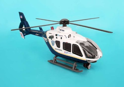 Daron FDNY Lights & Sound Motorized Helicopter