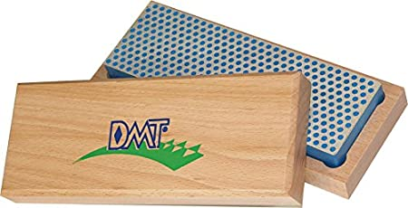 DMT W6EFC Tres Modelos de Diamante Whetstone en Caja de Madera Dura (6 Pulgadas), Multicolor Acme United Corporation