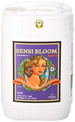 Advanced Nutrients pH Perfect Sensi Bloom Part B Plant Nutrient, 23 L