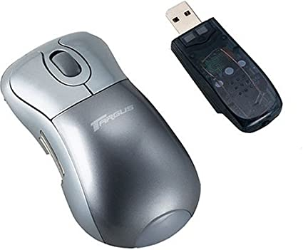 Targus Dual-Mode Notebook Mouse Mac