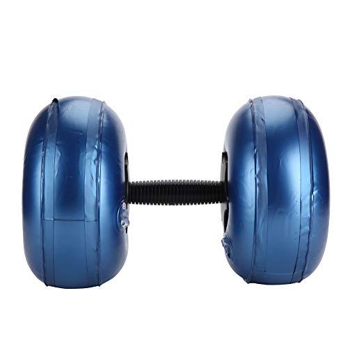 iFCOW Fitness Halter, verstelbare halter watergevulde Barbells Eco-vriendelijke fitnessapparatuur