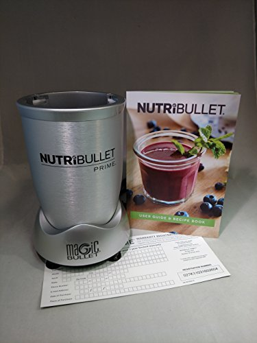 Nutribullet Prime Motor Base 1000 Watt replacement part compatible with 600 W, 900 W, Lean model accesories