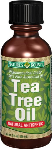 Nature's Bounty Natural Tea Tree Oil, 2 Ounce (Pack of 2)