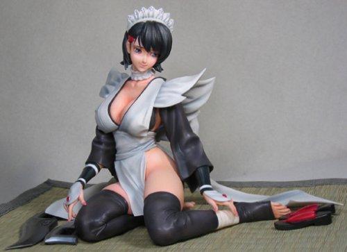 Samurai Spirits: Iroha 1/6 Scale PVC Figure