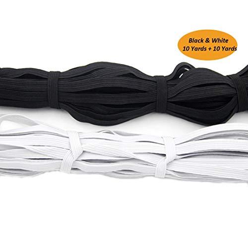 2 Pack Elastic Ribbon