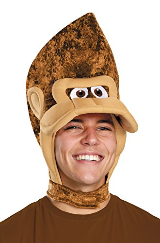 Disguise Super Mario Brother's Donkey Kong Adult (Donkey Kong Halloween)