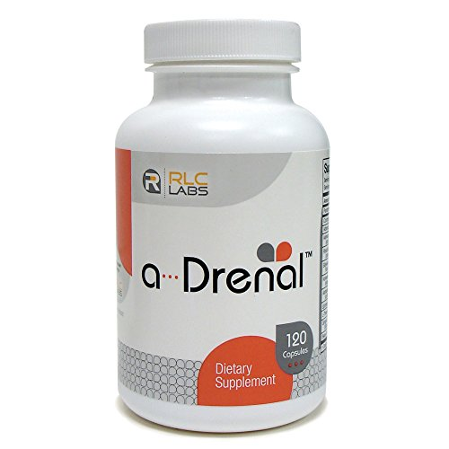 RLC Labs - a-Drenal, 120 Count by RLC Labs