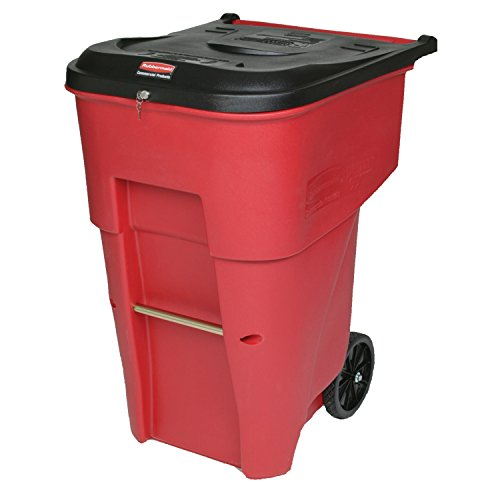 95 gallon trash container - 7