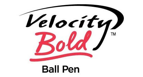 BIC Velocity Bold Ball Pens Retractable, Blue, 1.6mm Bold Point, Dozen Box BIC Incorporated CA VLGB11-Blu
