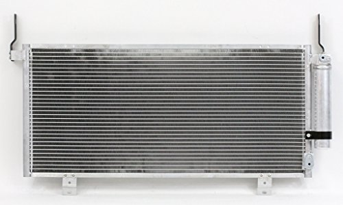 Mitsubishi Galant Ac Condenser Cooling (A-C Condenser - Pacific Best Inc For/Fit 3238 04-08 Mitsubishi Galant)