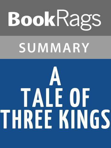 Summary & Study Guide A Tale of Three Kings by Gene Edwards (A Tale Of Three Kings Study Guide)