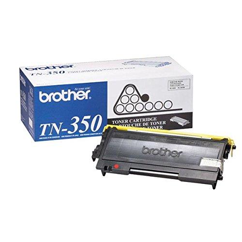 Brother TN350 Toner Cartridge Black