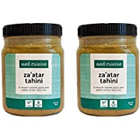 Med Cuisine Za'atar Tahini - Pasta Suave De