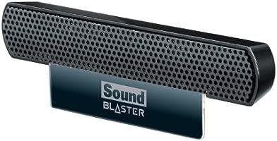 Creative Sound Blaster Z - Tarjeta de Sonido Interna (micrófono Sound Blaster Incluido), Rojo