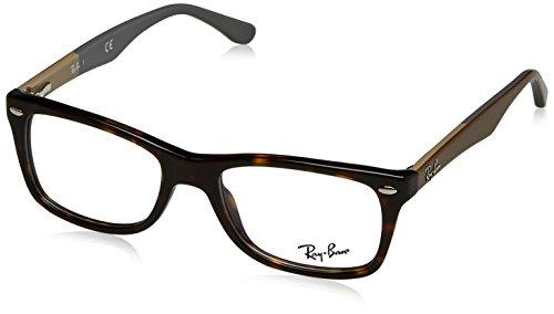 Ray-Ban Women's RX5228 Eyeglasses Opal Grey - 5228 Rx