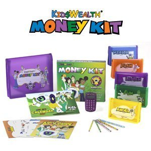 KidsWealth Money Kit (Blue)