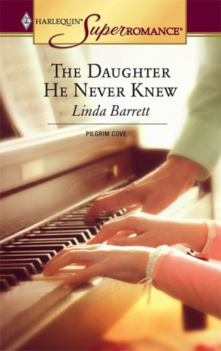 book cover of The Daughter He Never Knew
