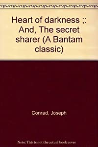Paperback Heart of Darkness and the Secret Sharer Book