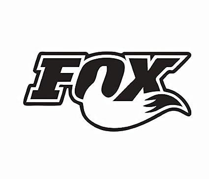 17533226d197 Amazon.com: Crazy Discount Vinyl Sticker Decal Fox Shocks Motocross ...