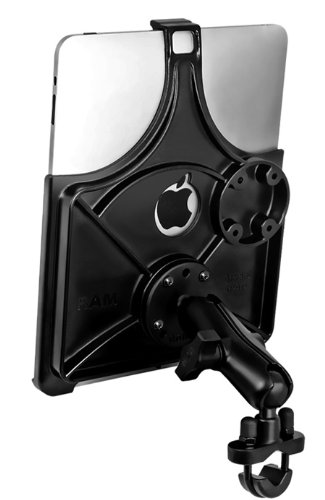 Ram Mount U-Bolt Motorcycle Boat Rail Mount for Apple iPad (RAM-B-149Z-AP8U)