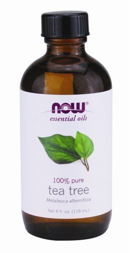 Now Foods - Tea Tree Oil - 8 Ounce (4 OZ X 2)