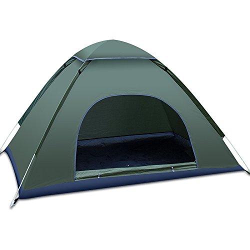 Outdoor Camping Supplies Hydraulische Automatische praktisch 3–4 Personen Zelte Drei Gebrauch Zelte