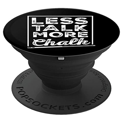 - Billiards Pool Chalk Funny PopSockets Grip and Stand for Phones and Tablets