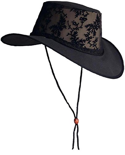 KakaduTraders Australia Light weight Summer Hat Florentine Canvas for Womens -