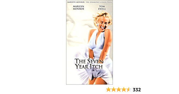 The Seven Year Itch [USA] [VHS]: Amazon.es: Marilyn Monroe ...