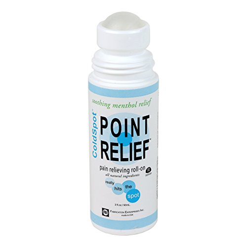 Point Relief 11-0720-1 ColdSpot Roll-On, 3 oz Bottle Pro Joint Topical Lotion
