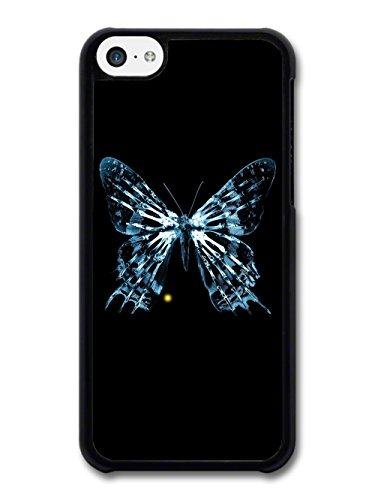 Fringe Butterfly Case Skeleton coque pour iPhone 5C