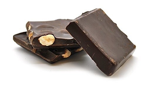 Coating Chocolate Bark - Sugar Free Dark Chocolate Flavored Coating Almond Bark, 1Lb