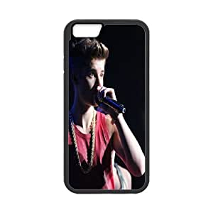 """Pop Boy Justin Bieber Hard Plastic phone Case Cover For Apple Iphone6/Plus5.5"""" screen Cases XFZ413093"""