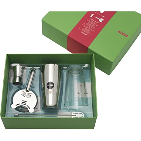 Alessi Boston Shaker Gift Box