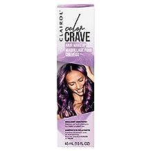 Clairol Color Crave Hair Makeup, 10 Grams, Brilliant Amethyst