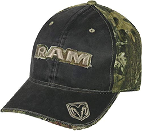 RAM Dodge Weathered Front/Mossy Oak Back from OUTDOOR CAP COMPANY INC