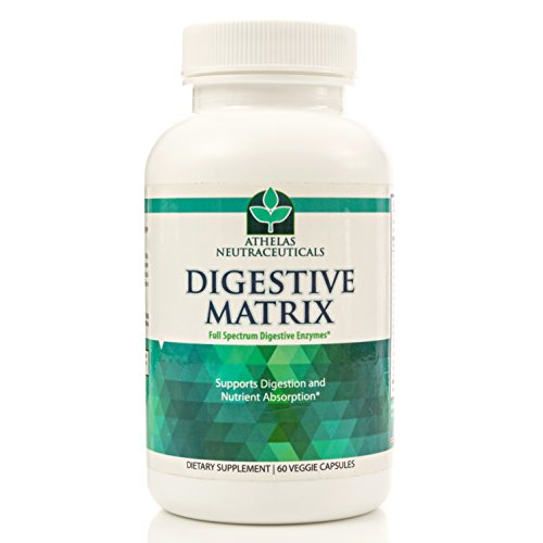 Probiotics + Digestive Enzymes – Premium Combination Digestive Enzymes Supplement w/ 15 Billion CFU Probiotics – Support for Constipation, Bloating, Gas, Acid Reflux & Indigestion (Capsules)