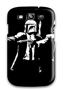 High Grade NicleKLpe Flexible Tpu Case For Galaxy S3 - Star Wars