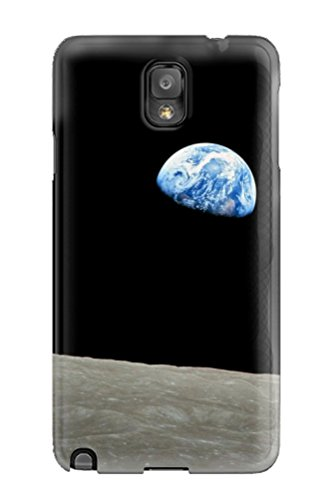 Walter Cotton Gloves (New Galaxy Note 3 Case Cover Casing(earth Seen From The)