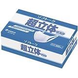 【ユニチャーム】 ソフトーク超立体マスク 1箱(100枚入)